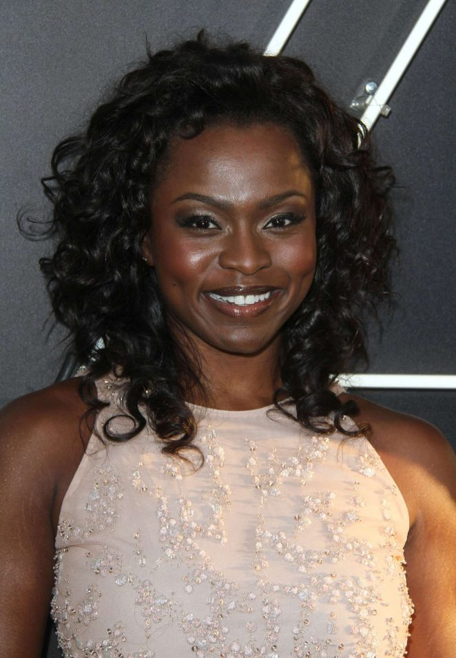 Exclusive Yetide Badaki Talks About Playing Bilquis, The Sex Goddess In Starzs -1485