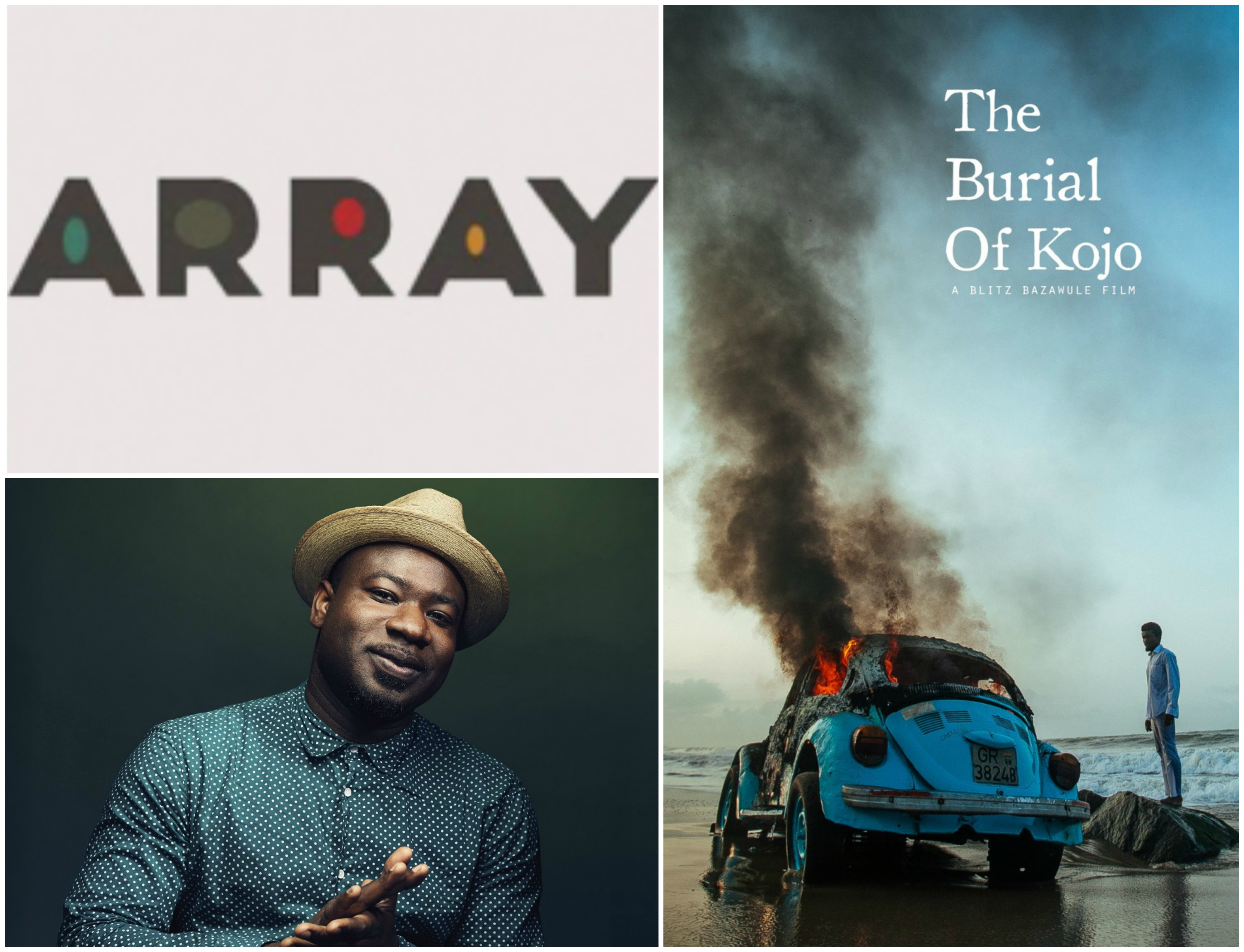 Official Poster & Pics For ARRAY's The Burial of Kojo