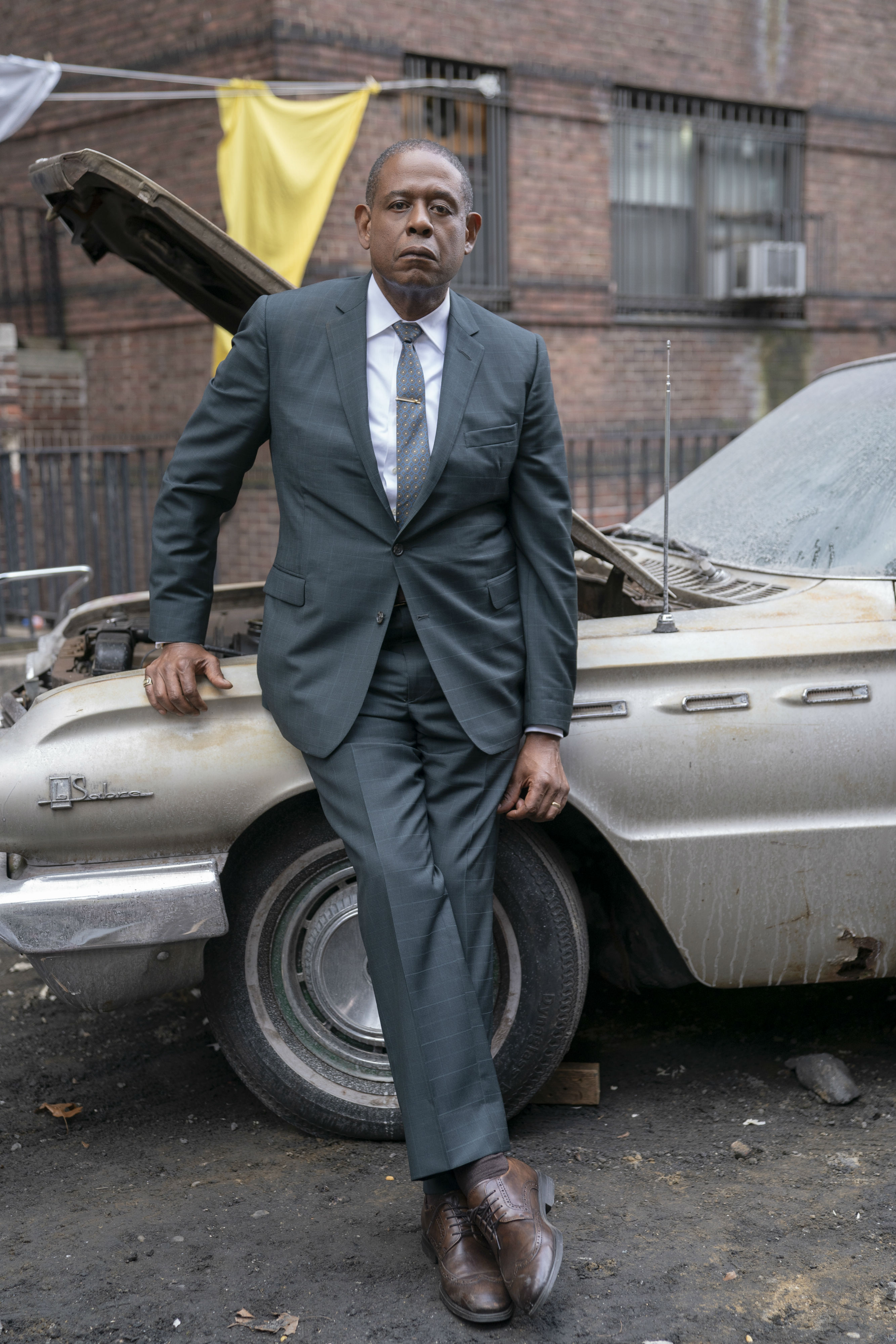 First Look At Forest Whitaker As Crime Boss Bumpy Johnson In
