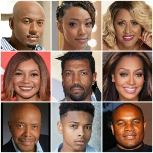 Over 25 Holiday Original Movie Premieres On Tv Featuring Black Talent For 2019 Blackfilm Com Black Movies Television And Theatre News