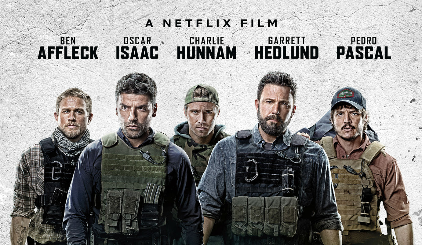 Image result for triple frontier netflix