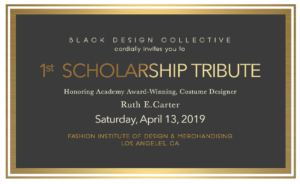 Fashion Designer Kevan Hall On The Black Design Collective S Tribute To Oscar Winner Ruth E Carter Blackfilm Com Black Movies Television And Theatre News