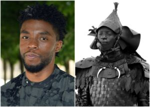 Chadwick Boseman To Play Yasuke The First African Samurai In Japan Blackfilm Com Black Movies Television And Theatre News Witness the rise of the african samurai yasuke. chadwick boseman to play yasuke the