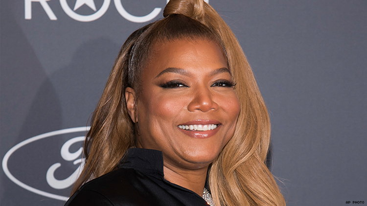 """Queen Latifah To Star In Film Adapatation Of """"The Tiger ..."""