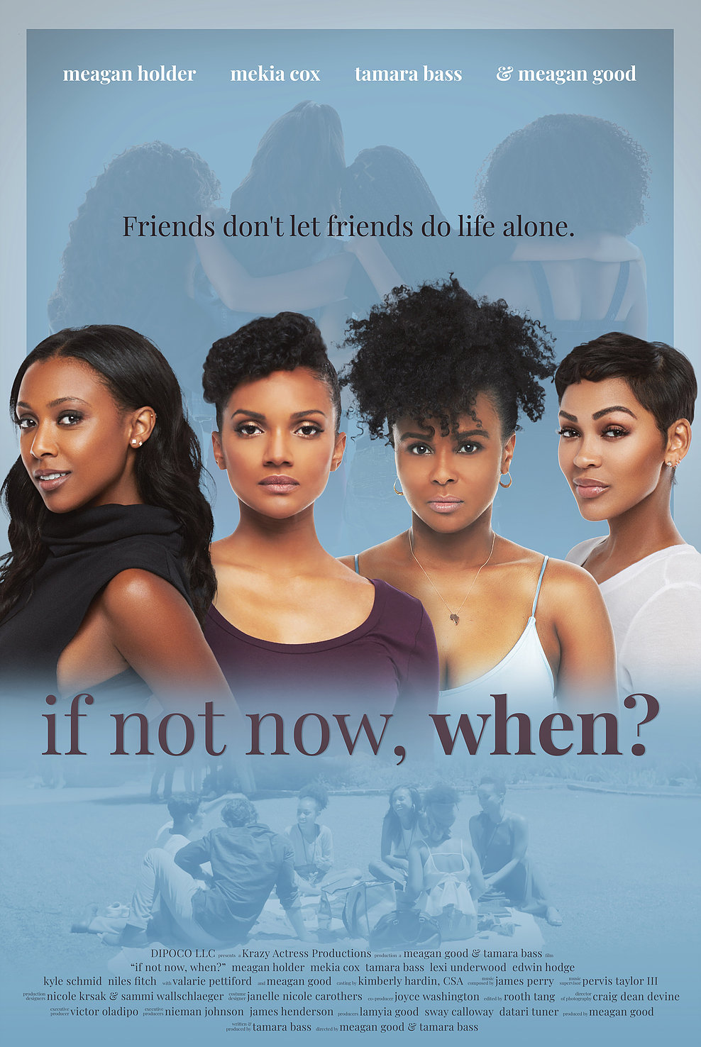 movie 2019 now ABFF 2019 Exclusive Directors Meagan Good And Tamara Bass