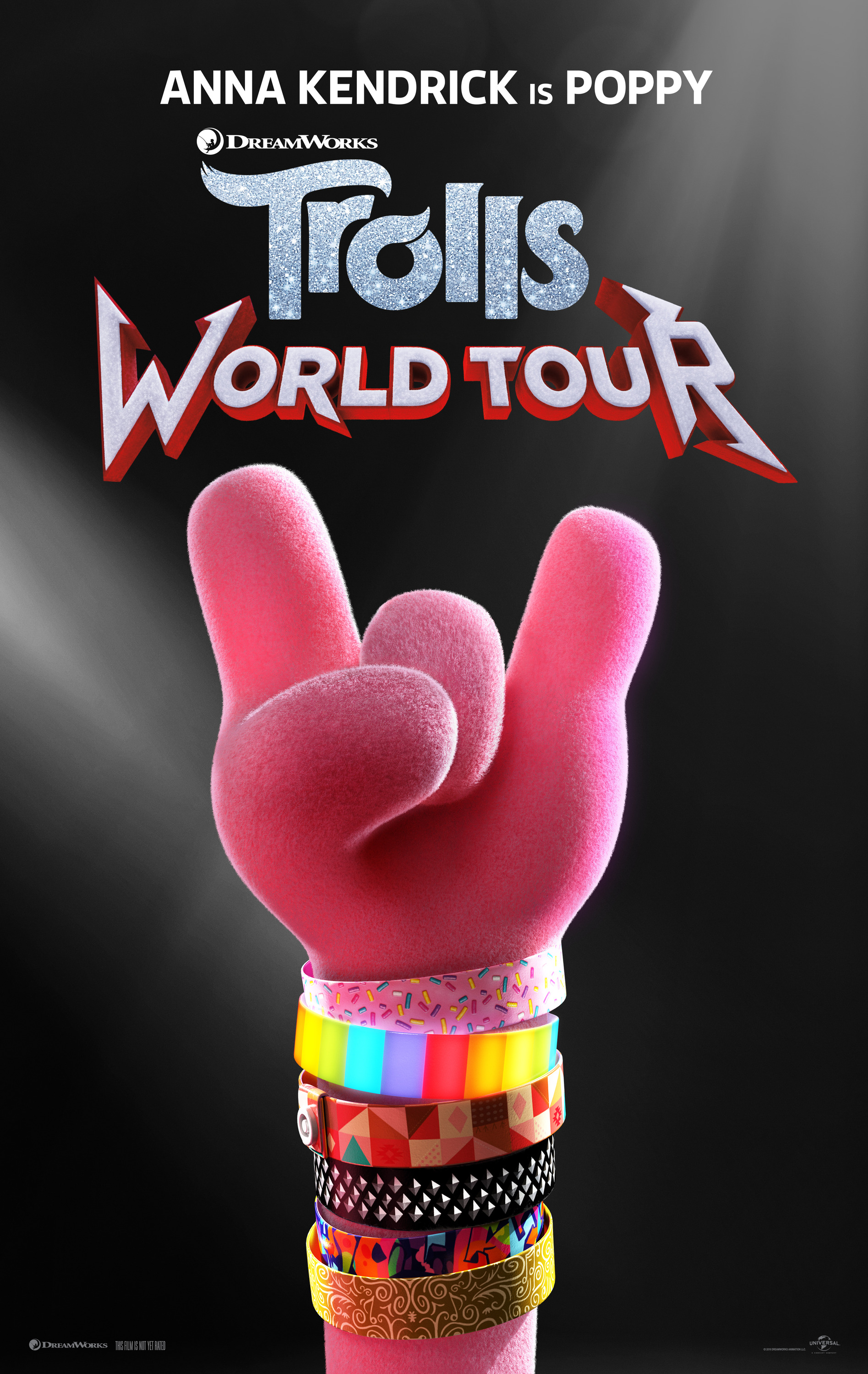 Character Posters For Dreamworks Animation S Trolls World Tour Blackfilm Com Black Movies Television And Theatre News
