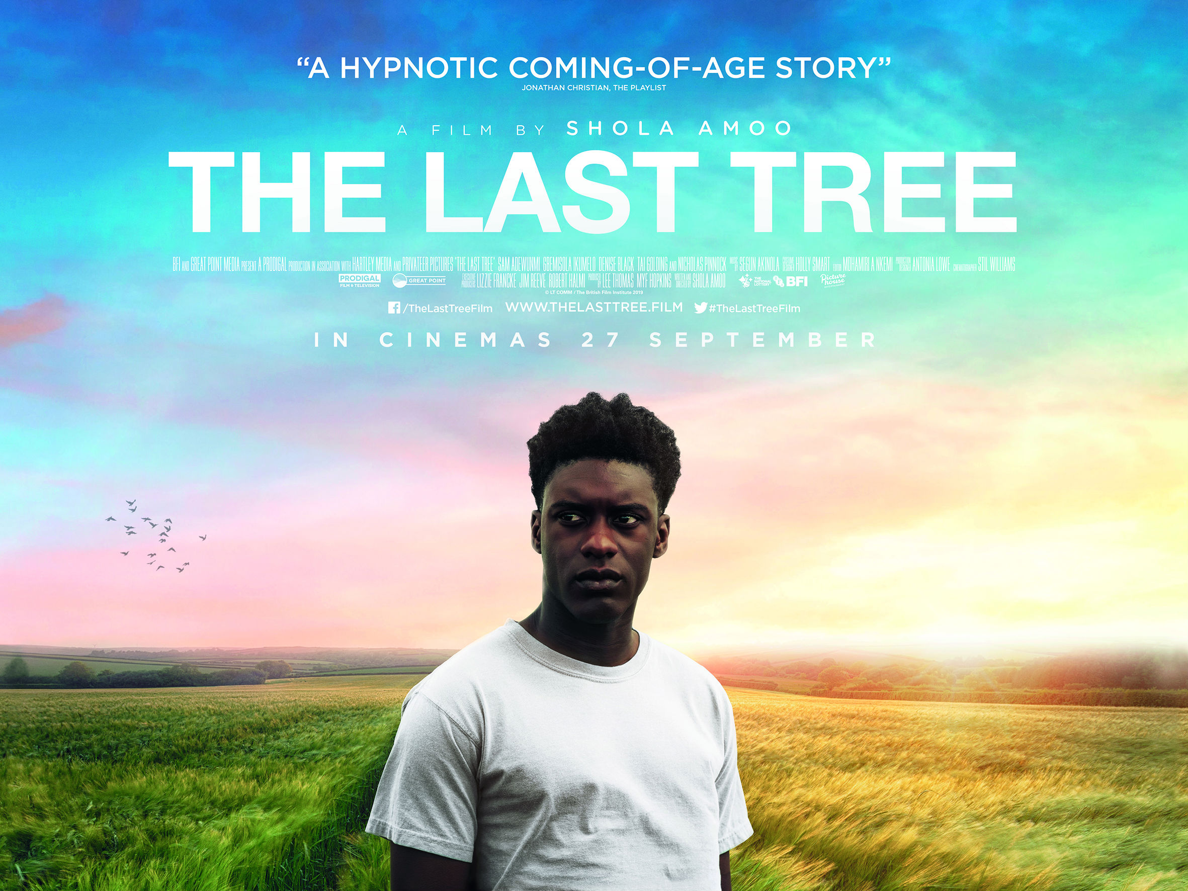 Angela Nicholas Movies new poster & release date for director shola amoo's the last