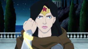 "Trailer To WB Animated Film ""Wonder Woman: Bloodlines"" - Blackfilm"