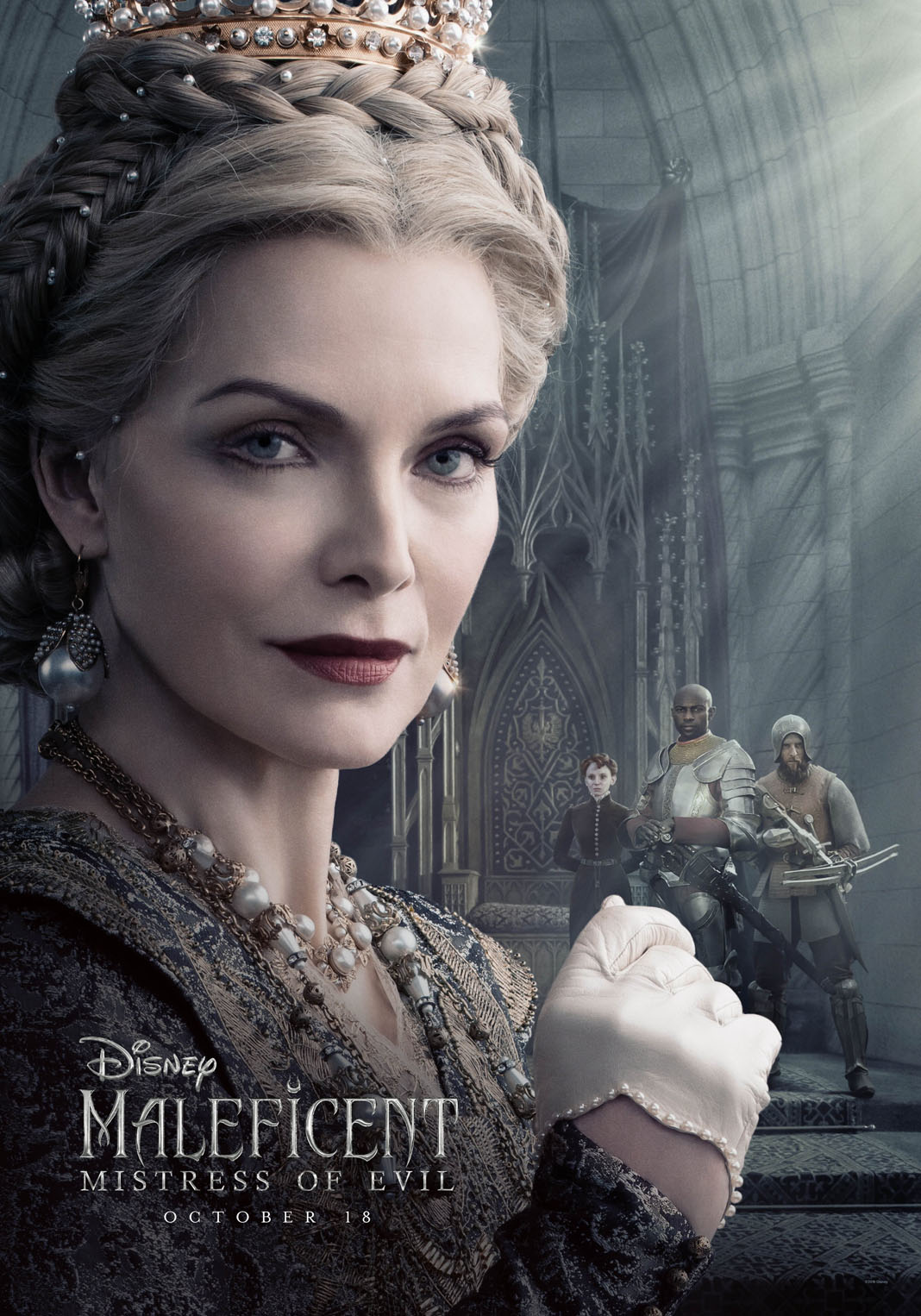 Character Posters For Maleficent Mistress Of Evil