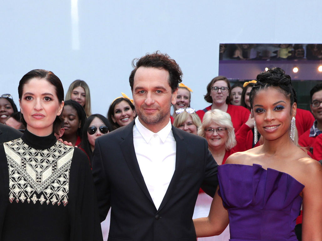 Director Marielle Heller Matthew Rhys Susan Kelechi Watson Talk A Beautiful Day In The Neighborhood Blackfilm Com Black Movies Television And Theatre News