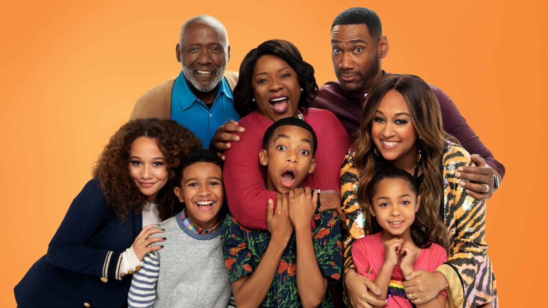 Netflix S Family Reunion Holiday Special Includes Sister