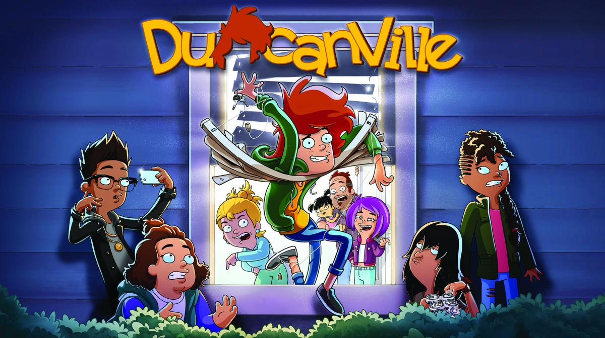 Check Out Behind The Scene Footage Of Fox S New Animated Series Ducanville Featuring Wiz Khalifa And Rashida Jones Blackfilm Com Black Movies Television And Theatre News