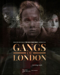 Trailer To Gangs Of London Series From The Raid Director Gareth Evans Blackfilm Com Black Movies Television And Theatre News
