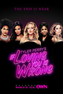Clips To Season Five Premiere Of Tyler Perry S Sexy Drama If Loving You Is Wrong Blackfilm Com Black Movies Television And Theatre News