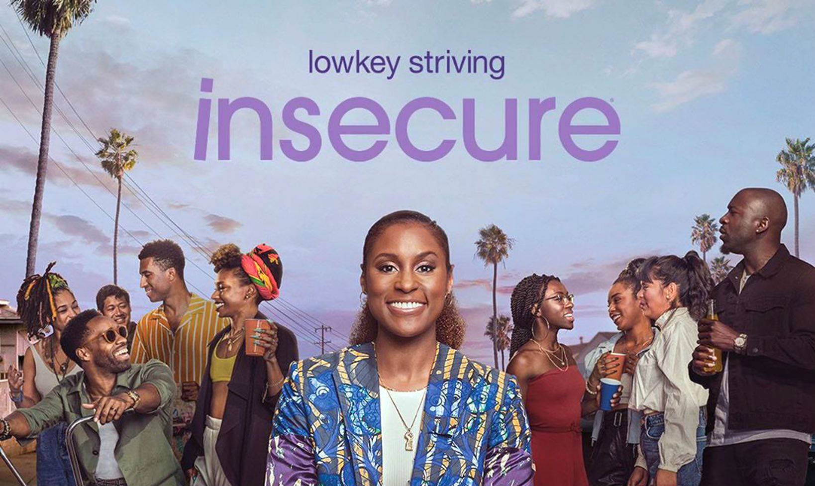 Key Art To HBO's Insecure Season 4 - Blackfilm - Black Movies ...