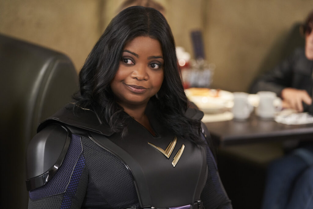 Octavia Spencer & Melissa McCarthy Talk 'Thunder Force' and Working With Your Bestie