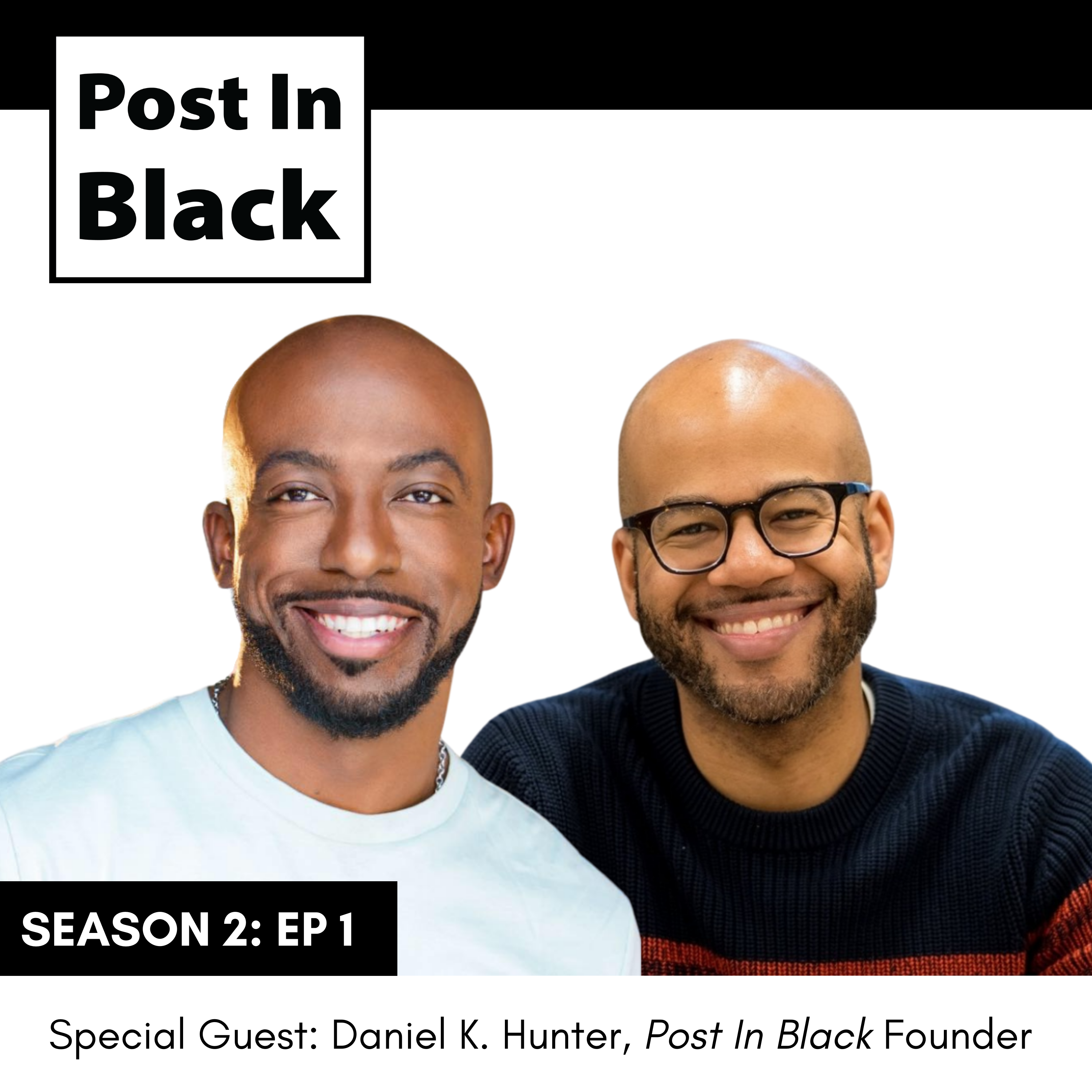Trailblazer Boards Black Excellence Podcast & Net Sequence 'Put up in Black'